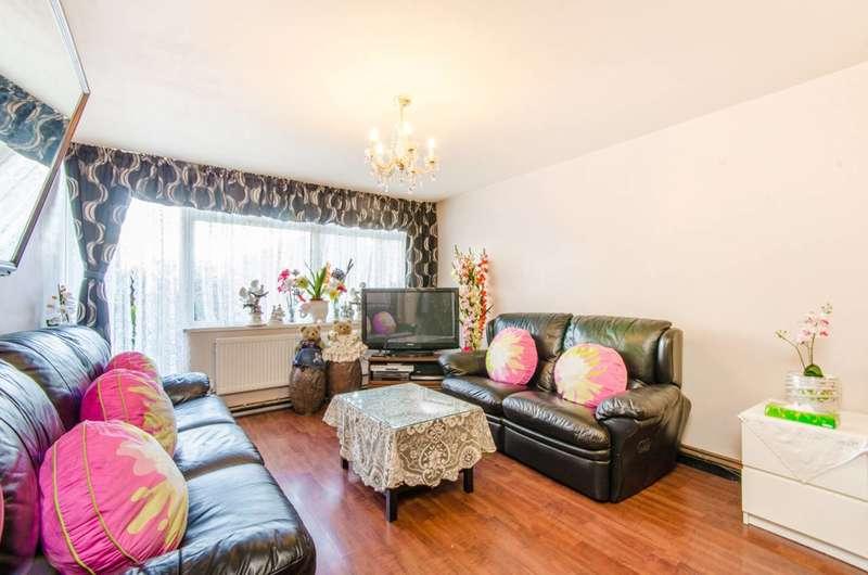 2 Bedrooms Flat for sale in Copenhagen Street, Islington, N1