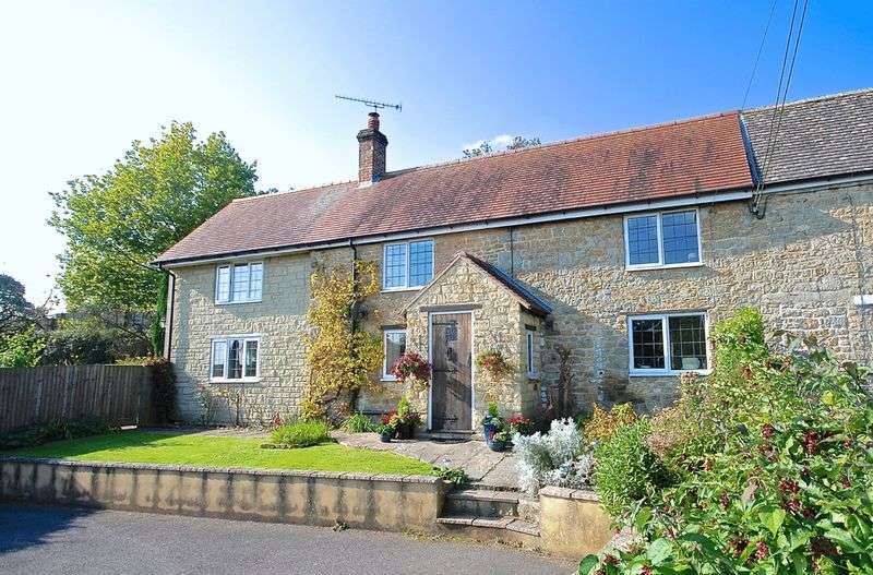3 Bedrooms Semi Detached House for sale in BOURTON - Between Castle Cary and Gillingham