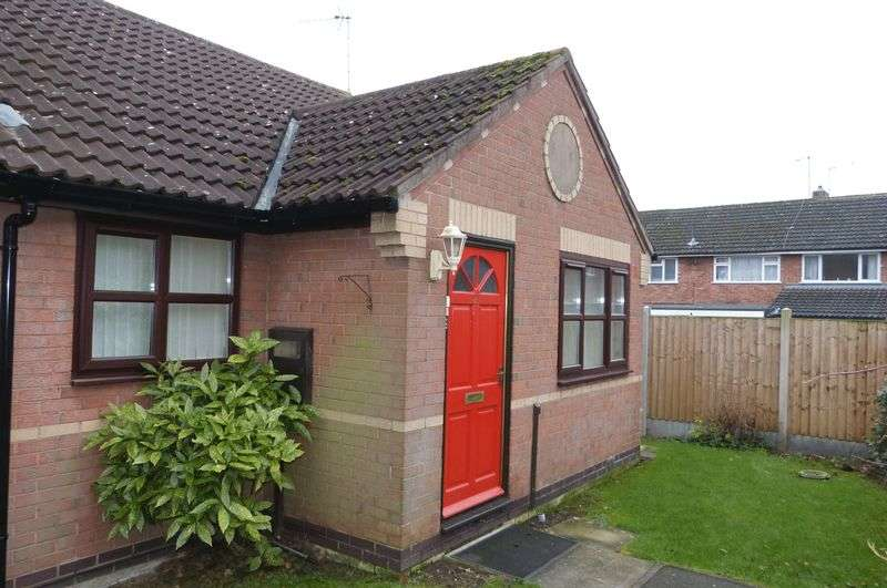 2 Bedrooms Retirement Property for sale in Parlour Close, Wigston Magna
