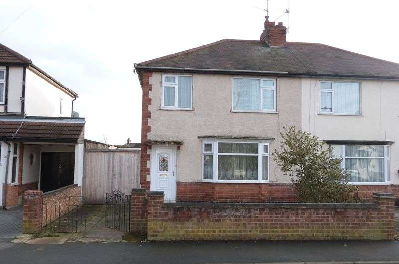 3 Bedrooms Semi Detached House for sale in Marstown Avenue, South Wigston (Draft Details)
