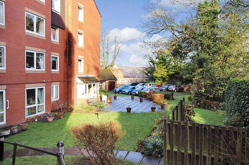 1 Bedroom Retirement Property for sale in Homevalley House, Newport, NP20 4JQ