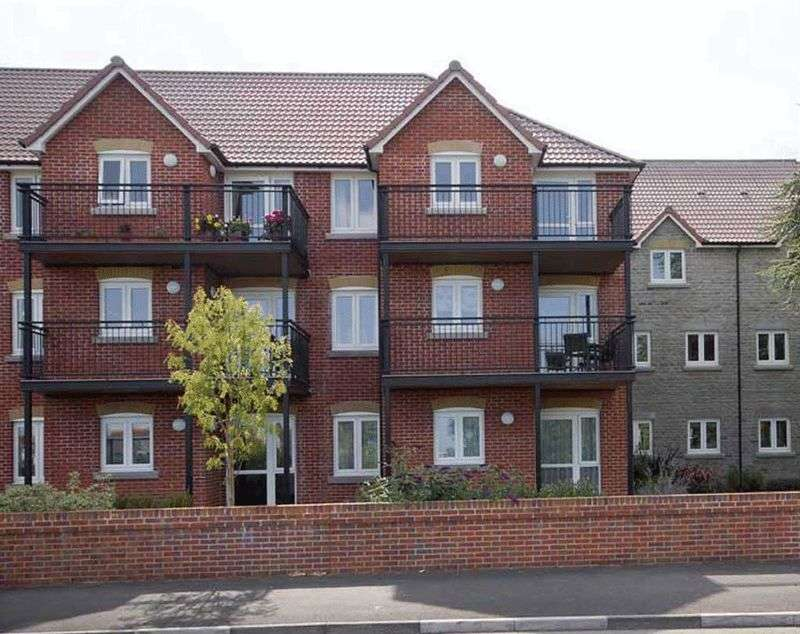 2 Bedrooms Retirement Property for sale in Blue Cedar Close, Bristol