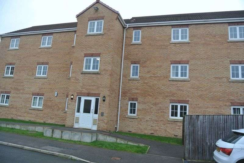 2 Bedrooms Flat for sale in Cairngorm Drive, Mansfield