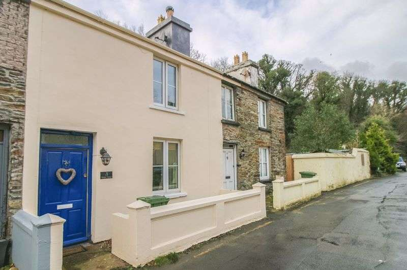 2 Bedrooms Cottage House for sale in Little Cottage, 3 Victoria Terrace, Glen Road, Laxey, IM4 7AW