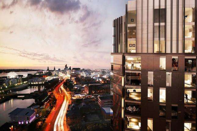 1 Bedroom Property for sale in Final Phase Of Award Winning Development, Liverpool, L8 5RS