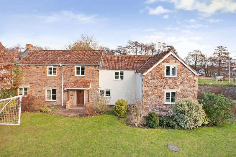 4 Bedrooms Cottage House for sale in CREECH ST MICHAEL