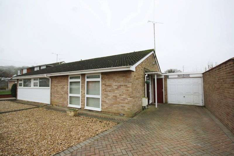 2 Bedrooms Semi Detached Bungalow for sale in Willow Road, Charlton Kings