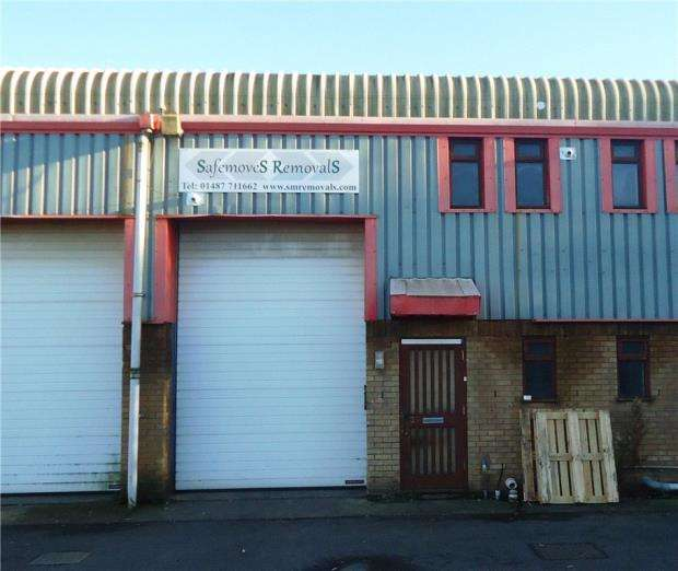 Light Industrial Commercial for sale in Unit 31, Highlode Industrial Estate, Stocking Fen Road