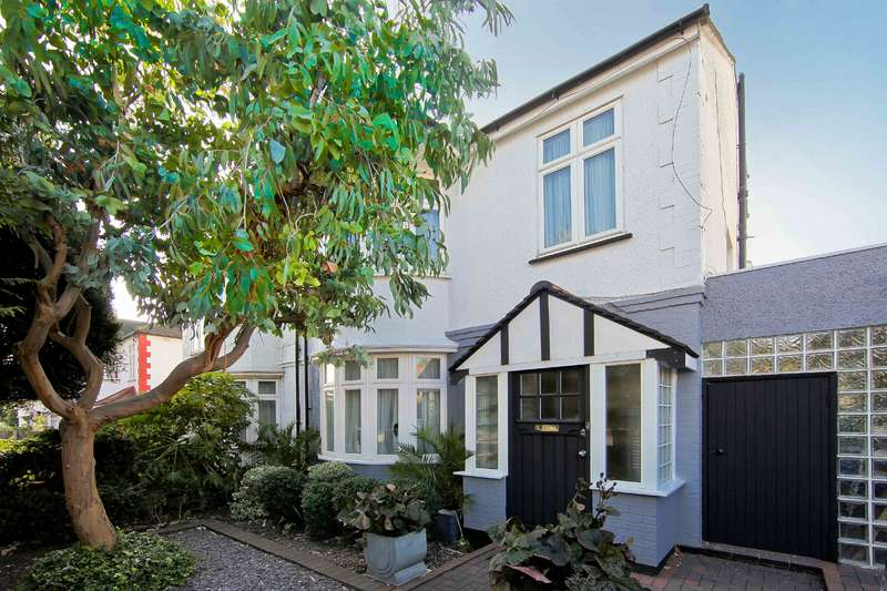 5 Bedrooms Semi Detached House for sale in Robson Avenue, London