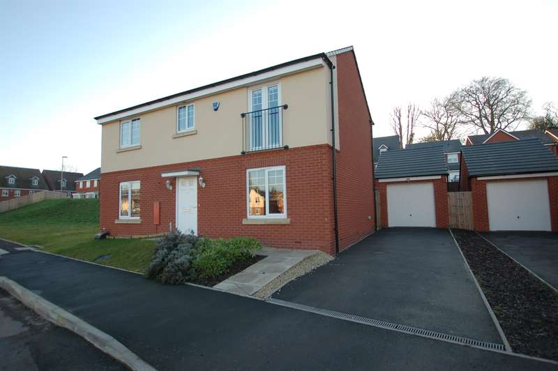 4 Bedrooms Detached House for sale in Hyde Mill Drive, Wollaston, DY8 4GB