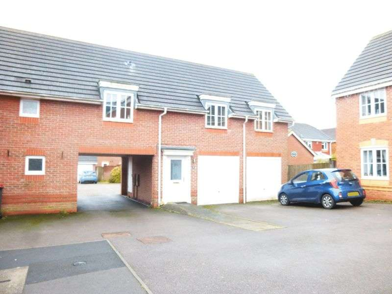 2 Bedrooms Flat for sale in 7 Holbourne Crescent, Priorslee