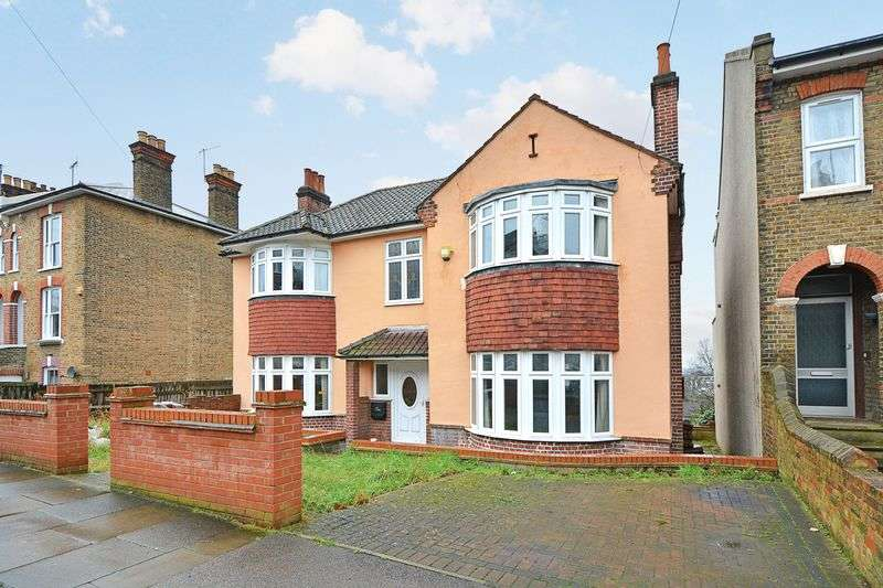 4 Bedrooms Detached House for sale in Cantwell Road, Woolwich, SE18