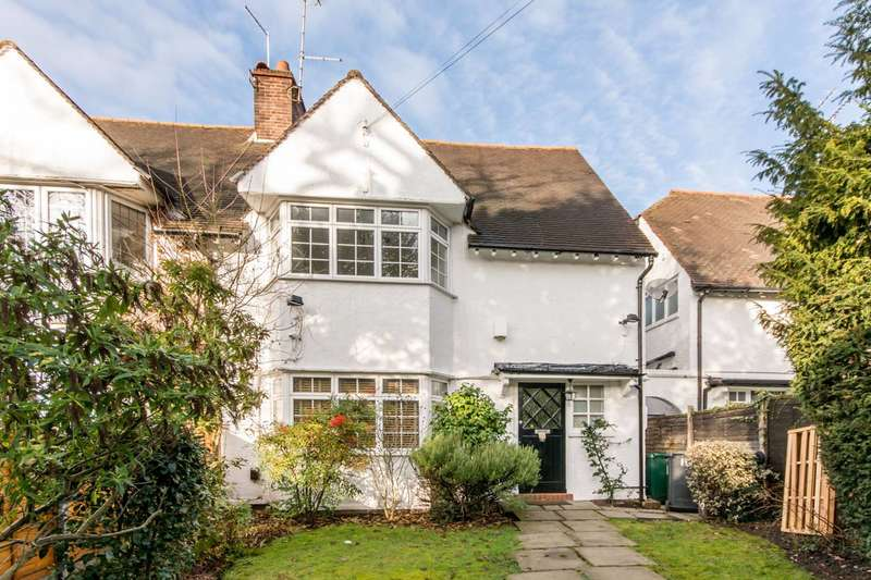 5 Bedrooms House for sale in Crooked Usage, Finchley, N3