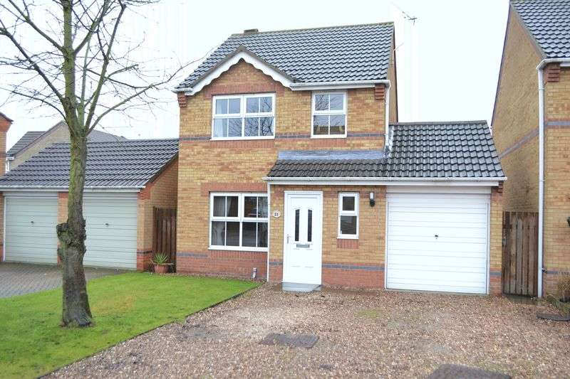 3 Bedrooms Detached House for sale in Fenners Avenue Bottesford DN17 2