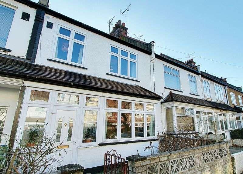 4 Bedrooms Terraced House for sale in Sumner Road, West Harrow