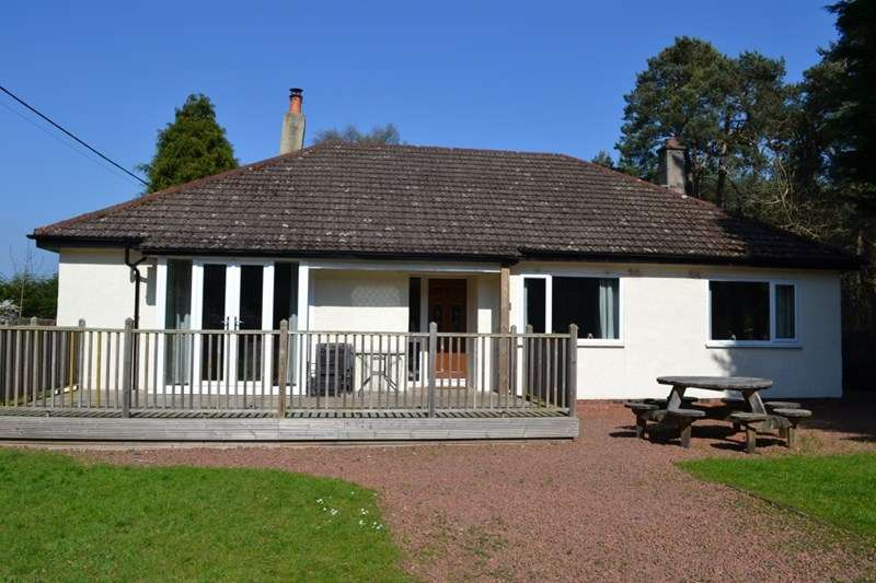 4 Bedrooms Detached Bungalow for sale in Fir Tree, South Plain, Milfield