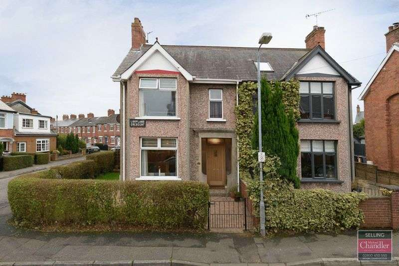 3 Bedrooms Semi Detached House for sale in 35 Loopland Crescent, Belfast, BT6 9EE