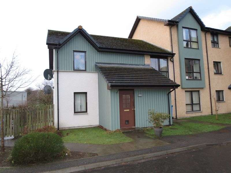 2 Bedrooms Flat for sale in Station Court, Alness