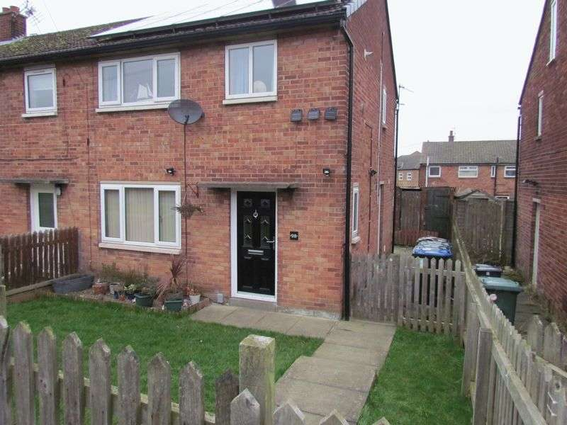 2 Bedrooms Terraced House for sale in Airedale Avenue, Bingley