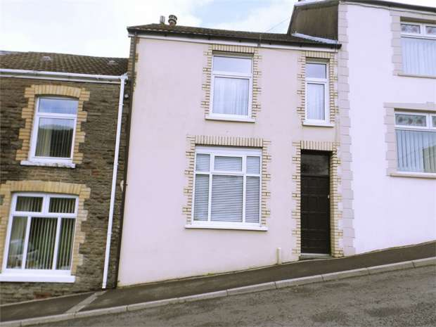 3 Bedrooms Terraced House for sale in Melyn Street, Glyncorrwg, Port Talbot, West Glamorgan