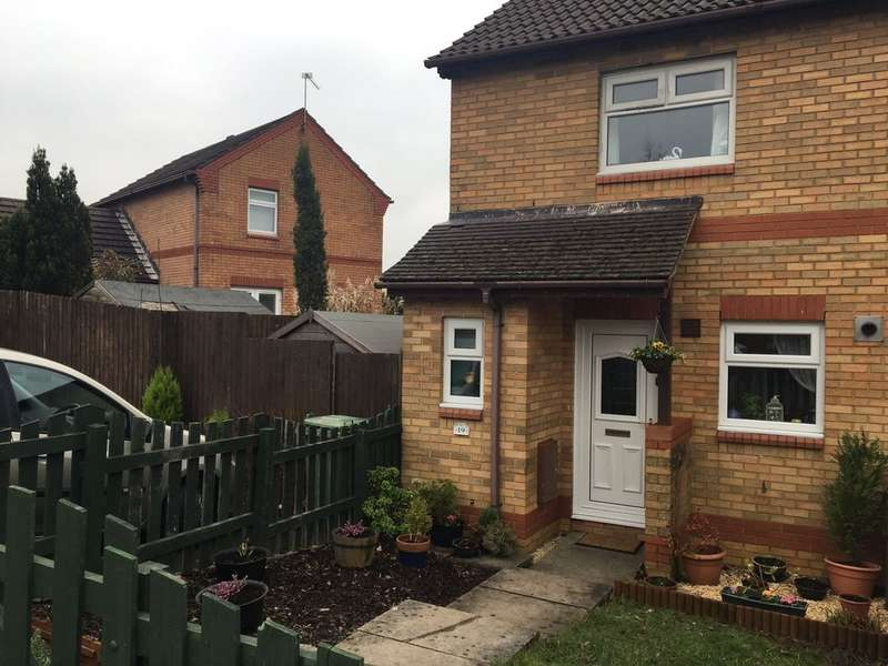 2 Bedrooms End Of Terrace House for sale in Clos Myddlyn, Beddau, Pontypridd