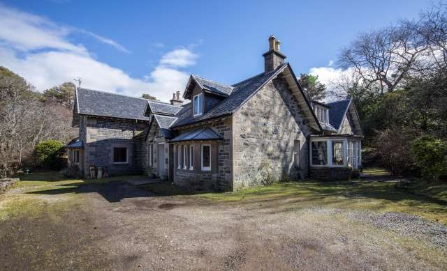 10 Bedrooms Detached House for sale in South Morar, Mallaig, Inverness-shire, PH40 4PD