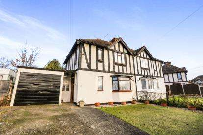 3 Bedrooms Semi Detached House for sale in Woolgrove Road, Hitchin, Hertfordshire, England