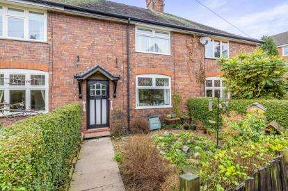 3 Bedrooms Terraced House for sale in Gresty Side, Welsh Row, Nantwich, Cheshire
