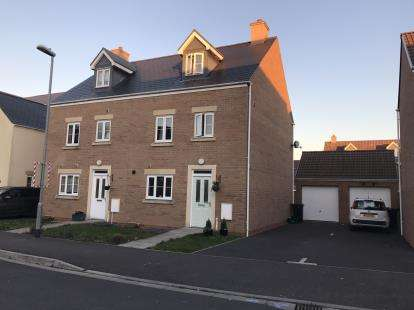 3 Bedrooms Semi Detached House for sale in Norton Fitzwarren, Taunton, Somerset