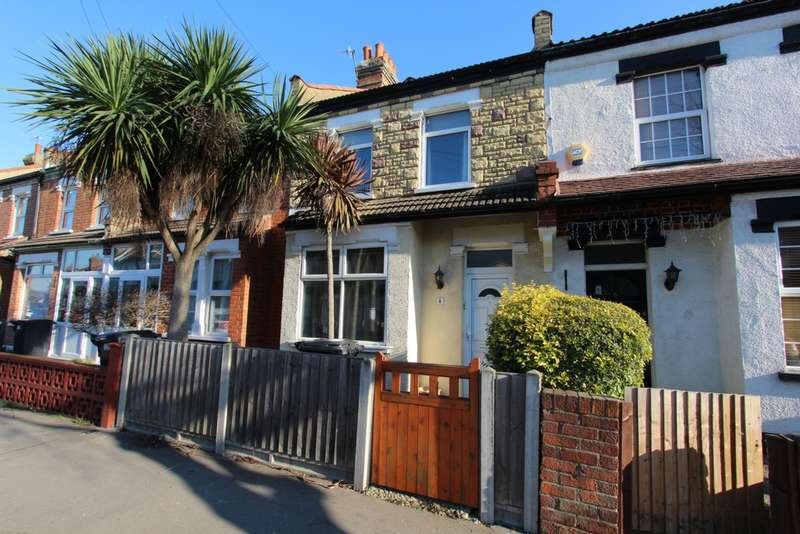 2 Bedrooms Terraced House for sale in Northway Road, Addiscombe, CR0
