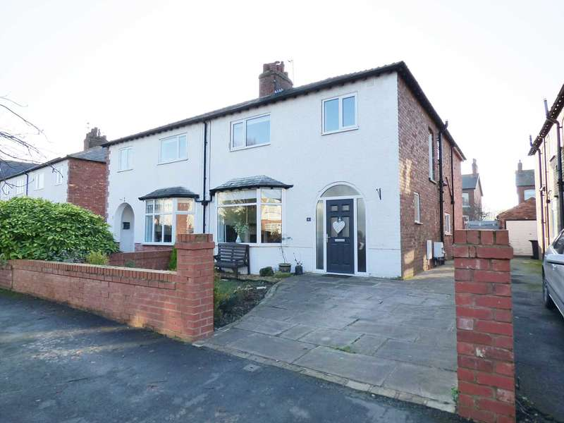 4 Bedrooms Semi Detached House for sale in Nelson Street, Lytham