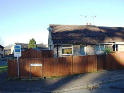 2 Bedrooms Bungalow for sale in Brandon, Suffolk
