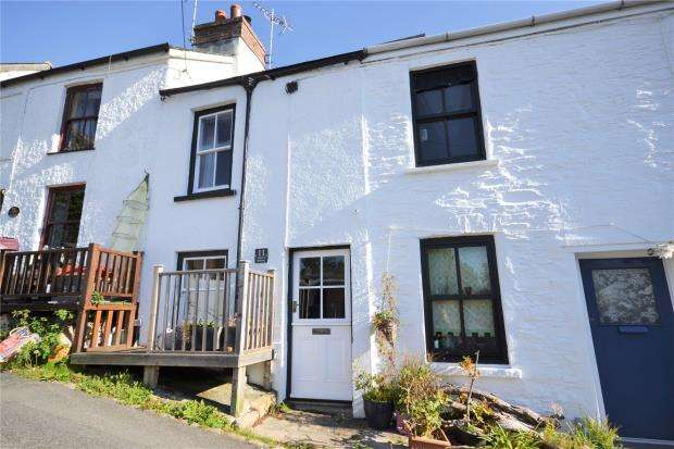 2 Bedrooms Terraced House for sale in Church Street, Calstock, Cornwall