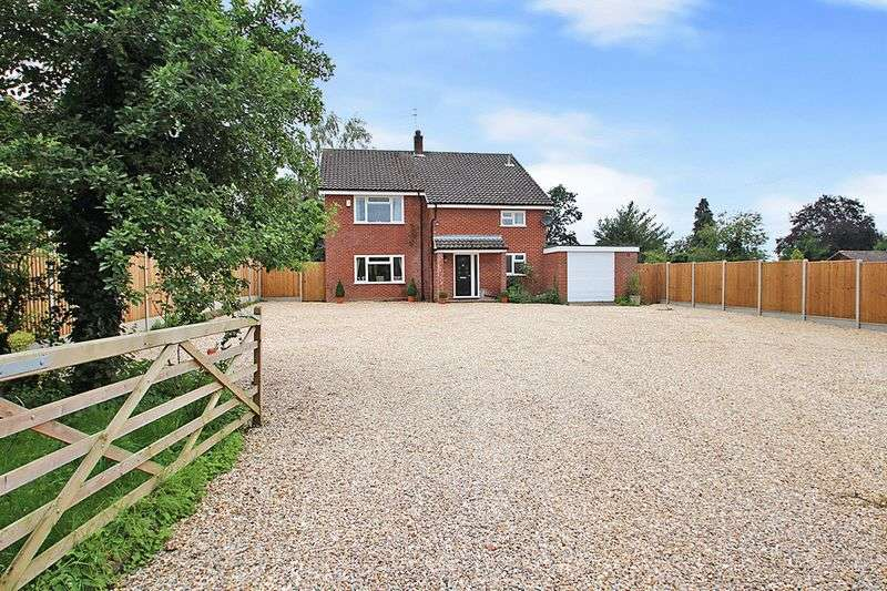 5 Bedrooms Detached House for sale in East Avenue, Brundall, Norwich