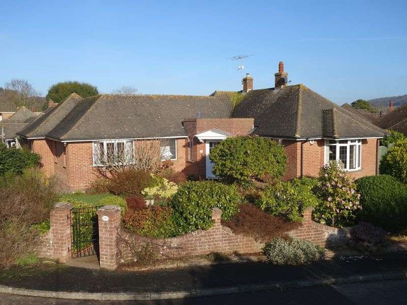 2 Bedrooms Detached Bungalow for sale in Cotlands, Sidmouth