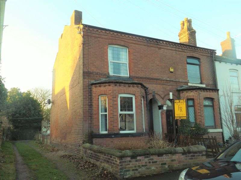 3 Bedrooms Terraced House for sale in Birley Street, Newton-Le-Willows