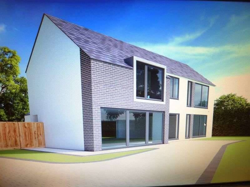 5 Bedrooms Detached House for sale in Plot 4, Fontygary Road, Rhoose