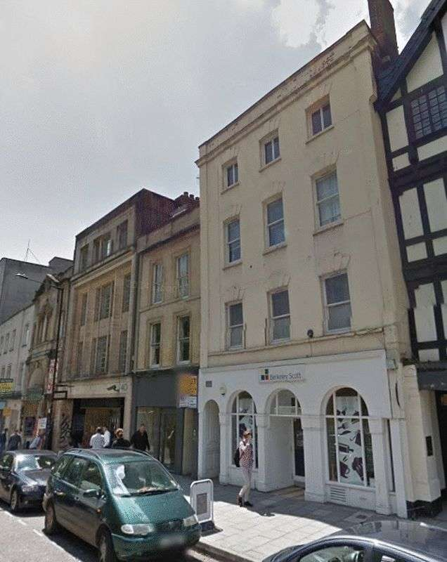 6 Bedrooms Flat for rent in High Street, Bristol