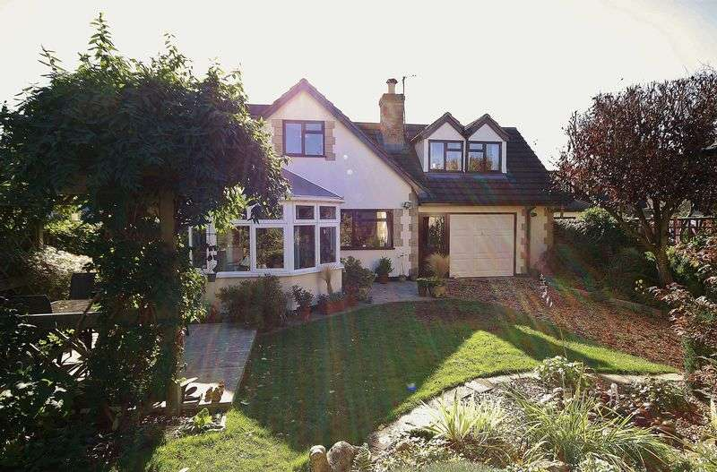 4 Bedrooms Detached House for sale in NORTH LEIGH, Park Road OX29 6SA