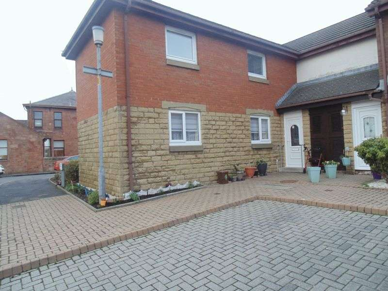 2 Bedrooms Flat for sale in Blair Path, Motherwell