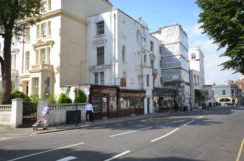 6 Bedrooms Apartment Flat for sale in Kensington Church St, London W8
