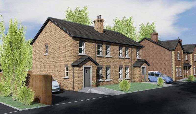 3 Bedrooms Semi Detached House for sale in The Cusher, Riverglade Meadows, Lurgan