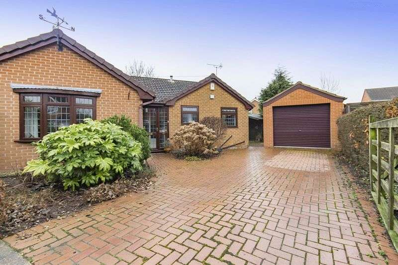 3 Bedrooms Detached Bungalow for sale in FIELD CLOSE, HILTON