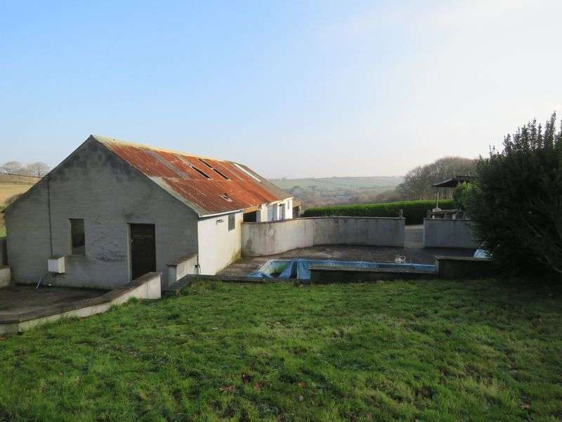 3 Bedrooms Land Commercial for sale in St Newlyn East, Newquay