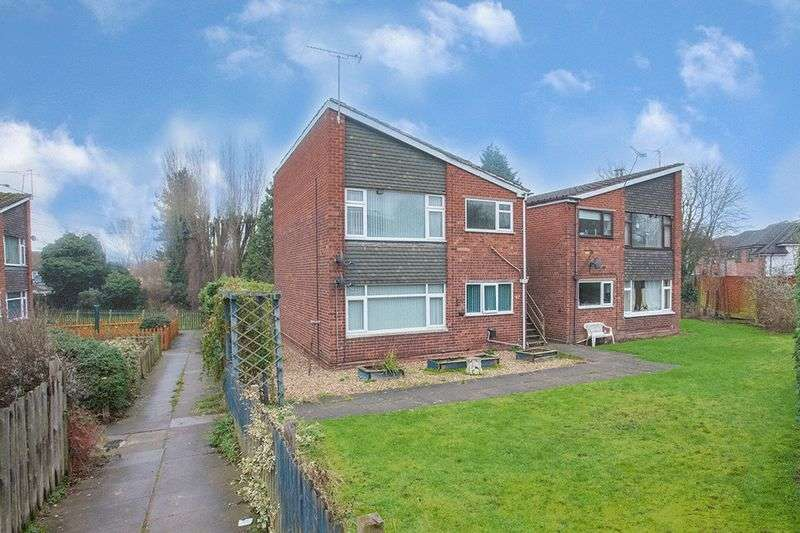 2 Bedrooms Flat for sale in Hazel Road, Coventry