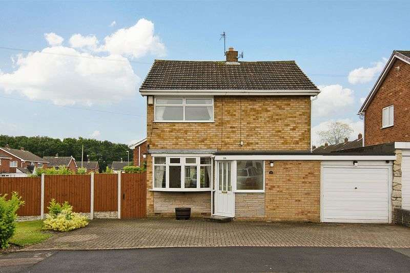 3 Bedrooms Detached House for sale in St Johns Road, Pelsall