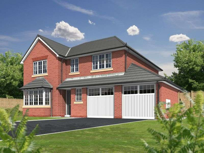 4 Bedrooms Detached House for sale in Almond Brook Road, Standish