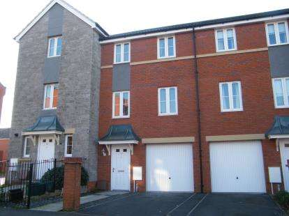 3 Bedrooms Terraced House for sale in Latimer Close, Brislington, Bristol