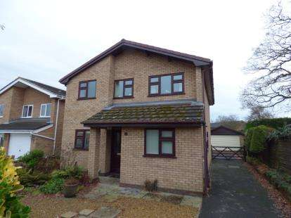 4 Bedrooms Detached House for sale in Eccleston Road, Higher Kinnerton, Chester, Flintshire, CH4