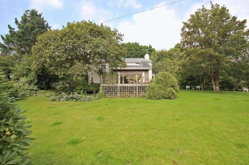 4 Bedrooms Detached House for sale in St. Neot, Liskeard